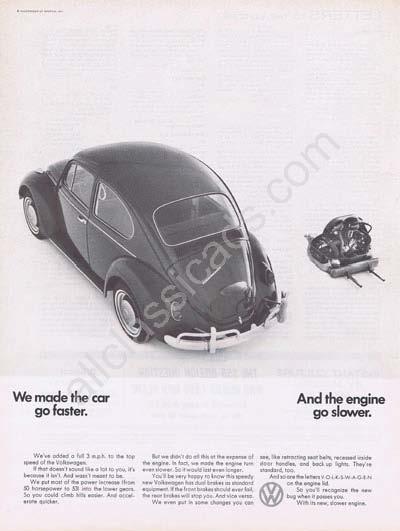 1972 vw beetle engine. 1967 Volkswagen Beetle